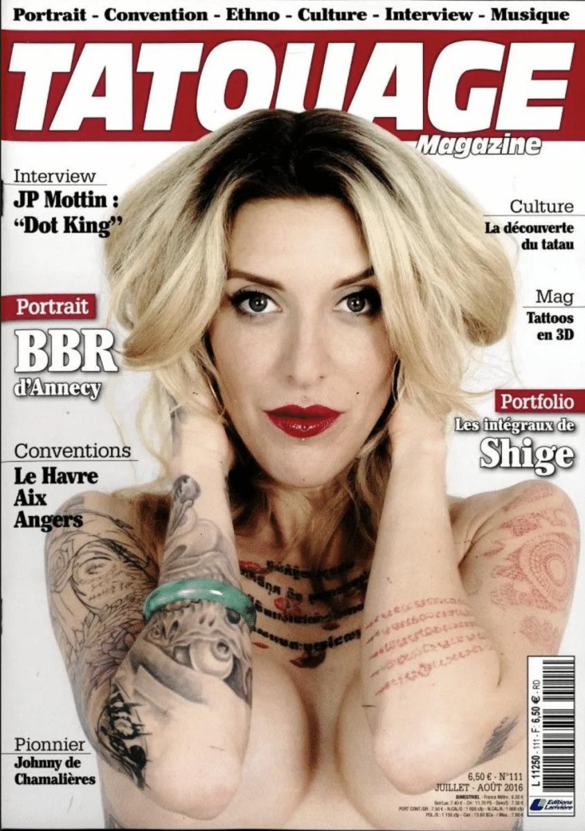 Tatouage Magazine 111