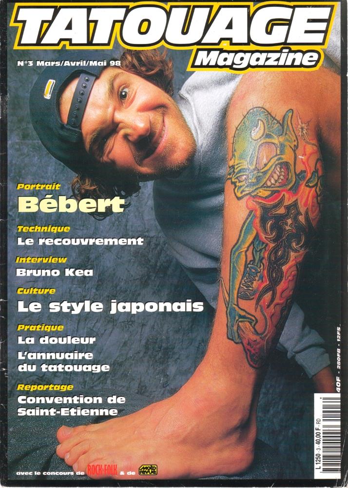 Tatouage Magazine 003