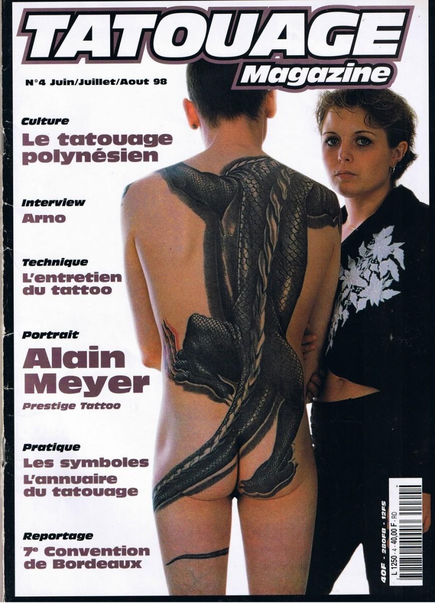 Tatouage Magazine 004