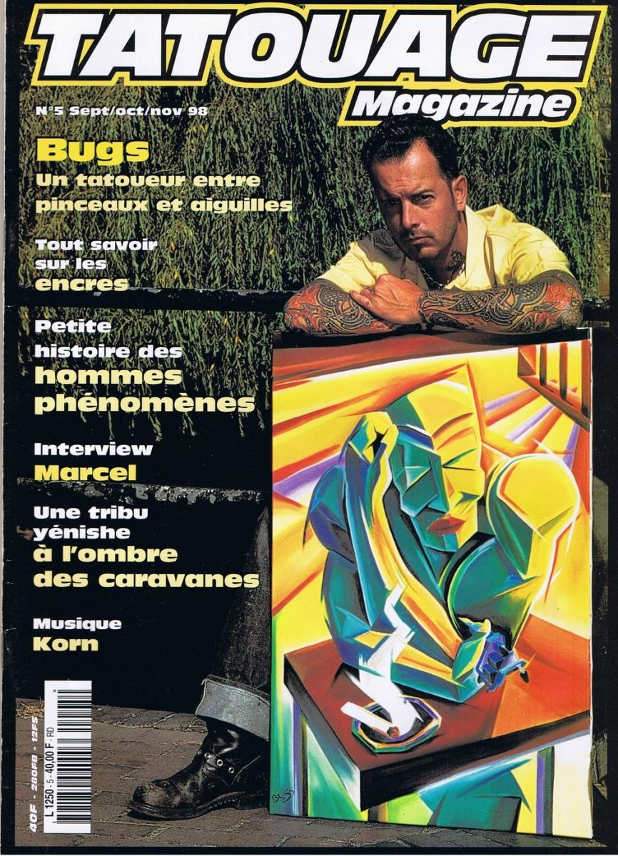 Tatouage Magazine 005