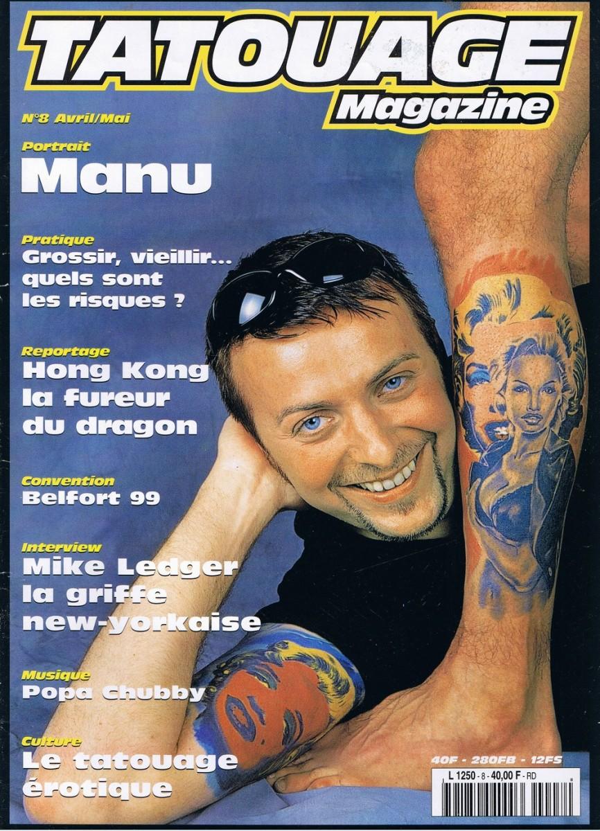 Tatouage Magazine 008