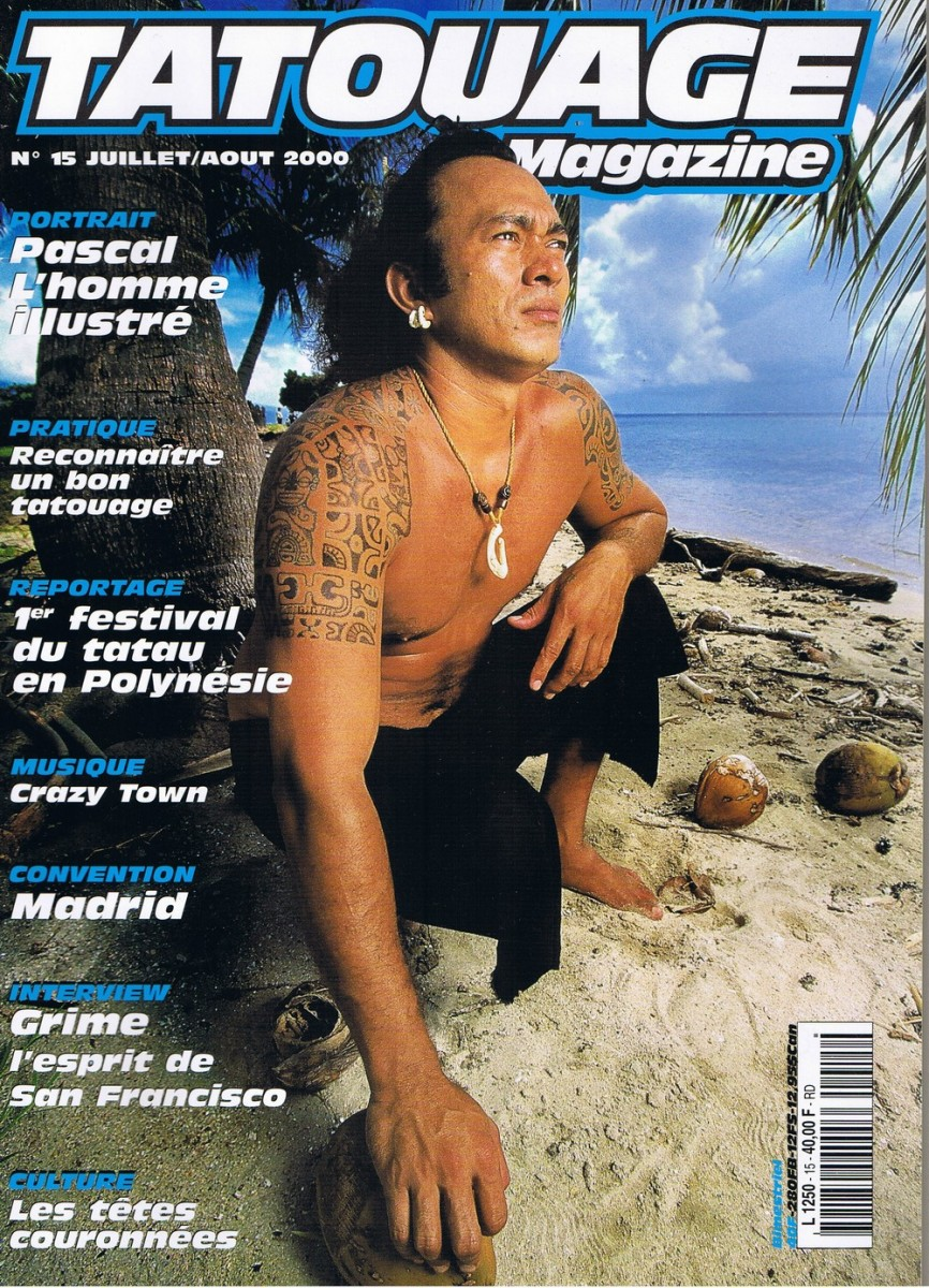Tatouage Magazine 015
