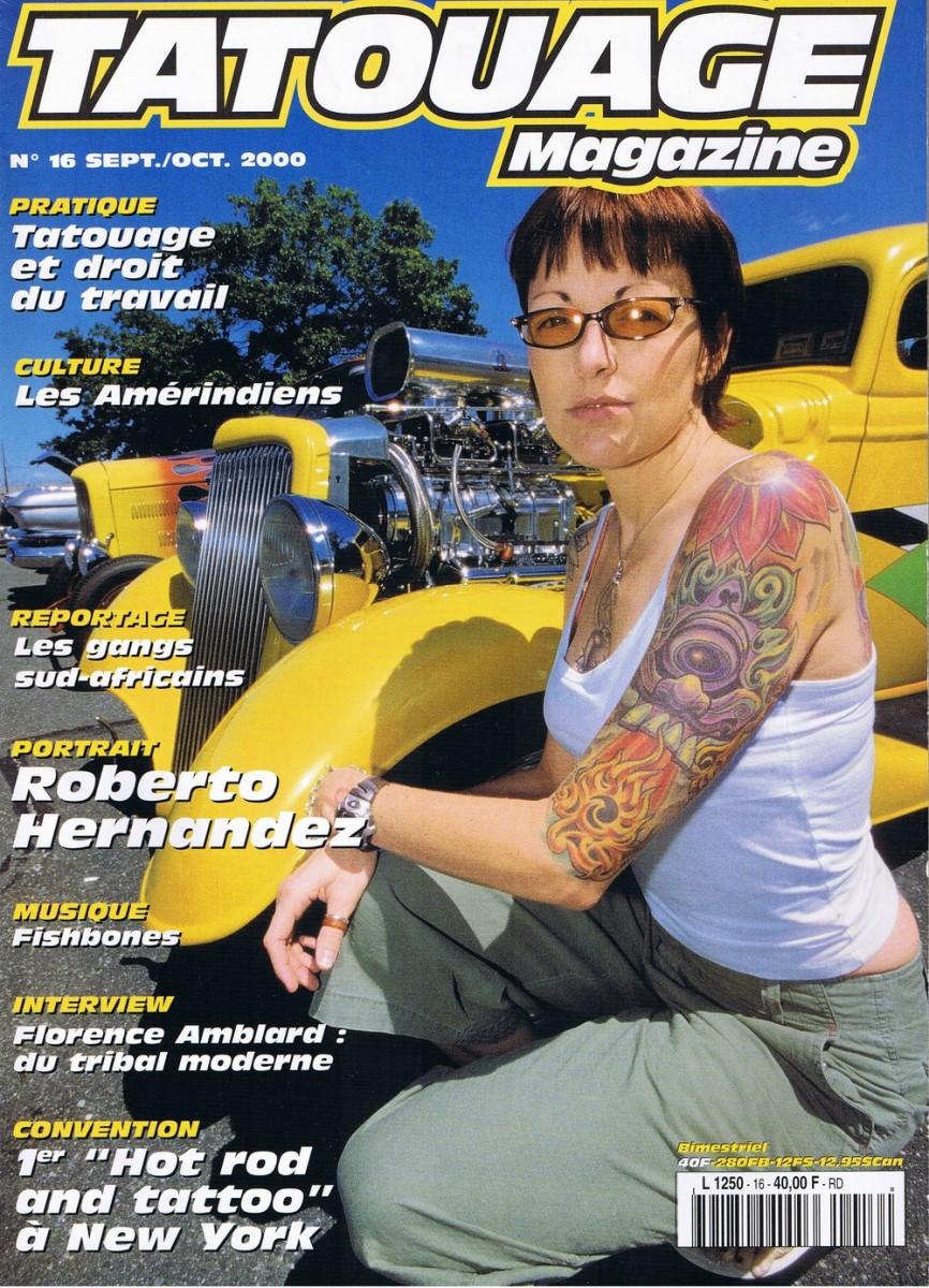 Tatouage Magazine 016