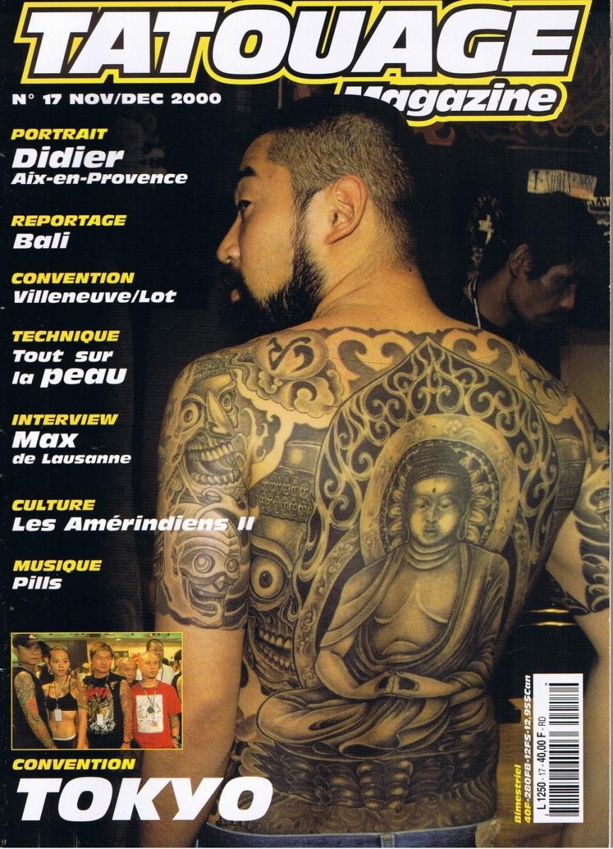 Tatouage Magazine 017