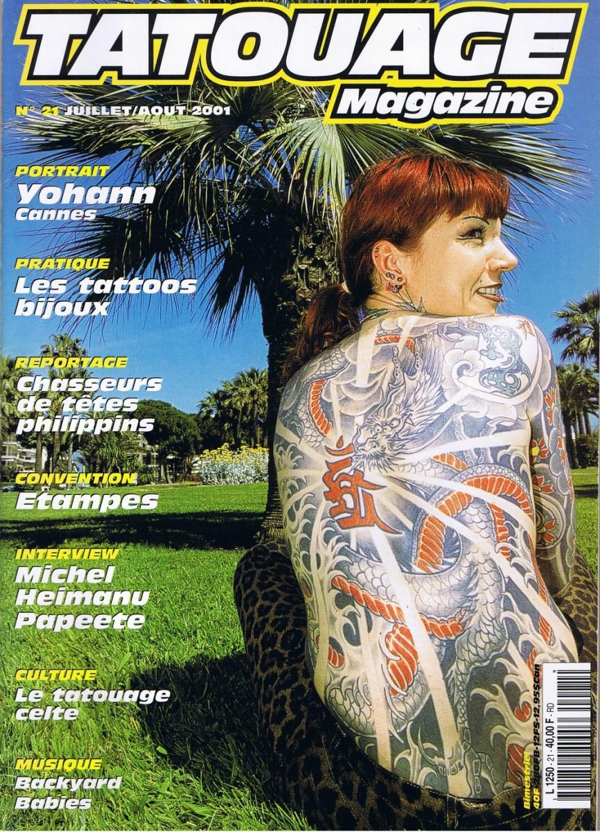 Tatouage Magazine 021