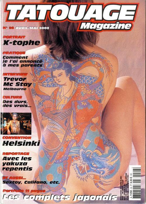 Tatouage Magazine 026