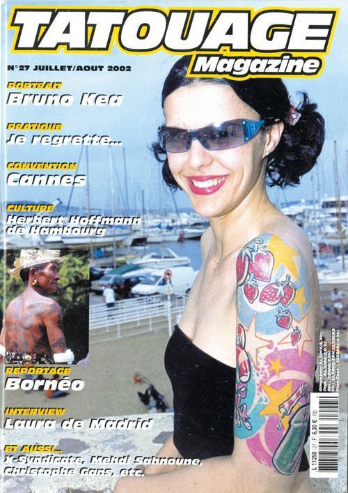 Tatouage Magazine 027