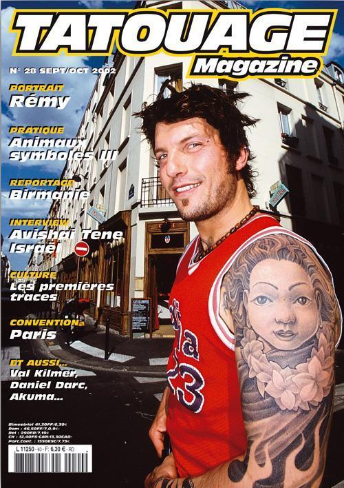 Tatouage Magazine 028