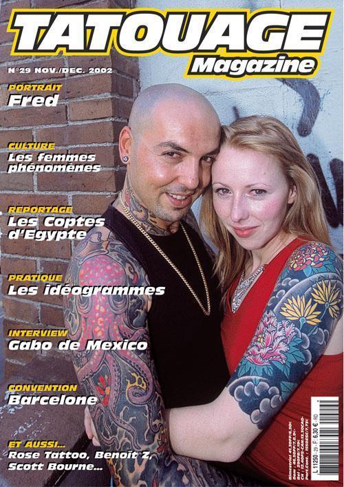 Tatouage Magazine 029