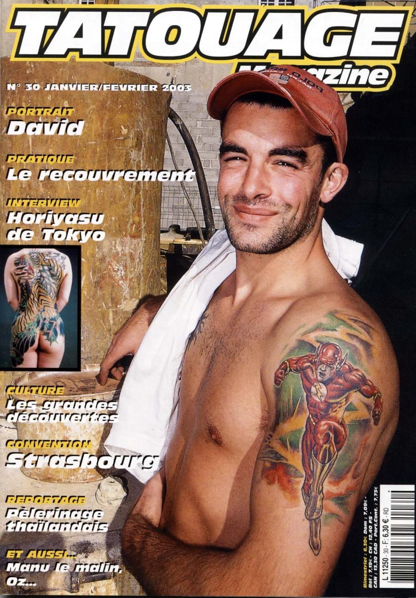 Tatouage Magazine 030