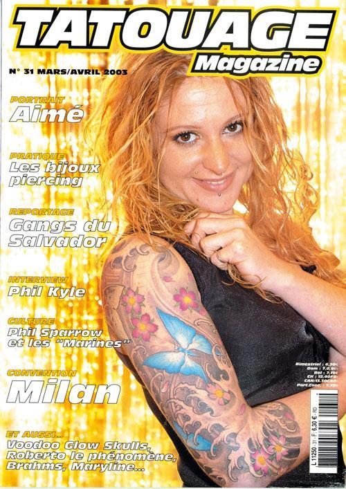 Tatouage Magazine 031