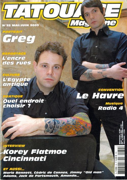 Tatouage Magazine 032