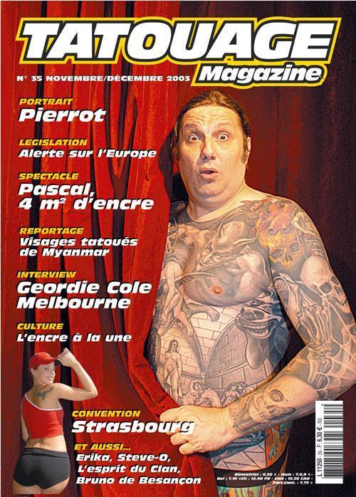 Tatouage Magazine 035