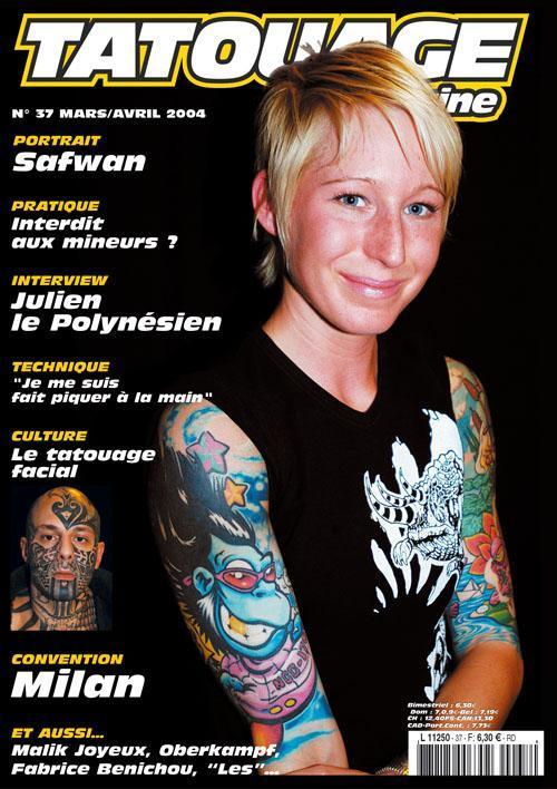 Tatouage Magazine 037