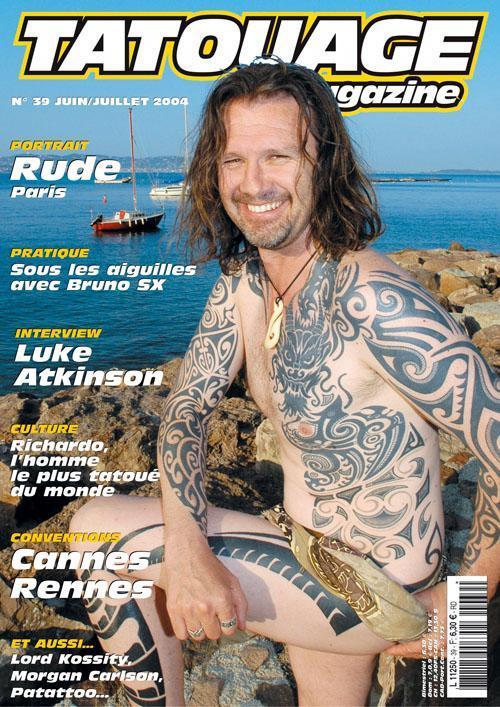 Tatouage Magazine 039