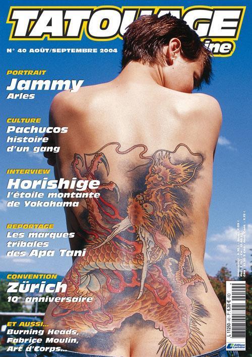 Tatouage Magazine 040