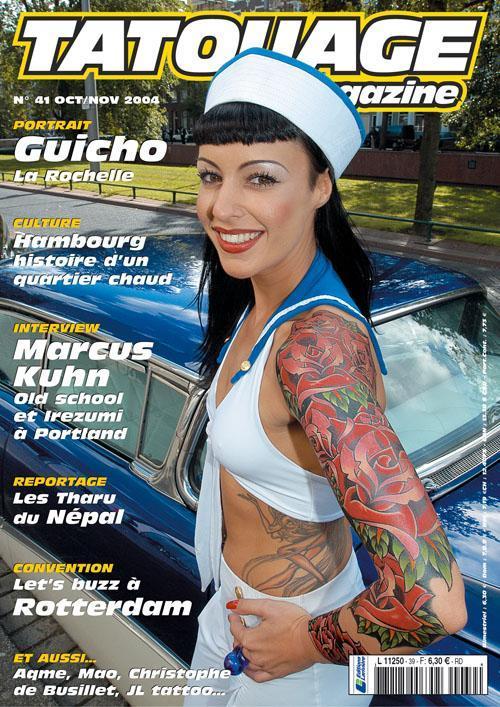 Tatouage Magazine 041