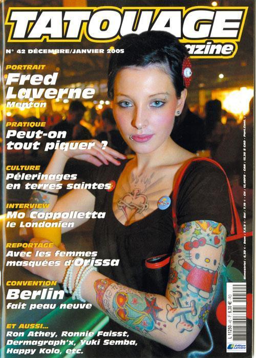Tatouage Magazine 042