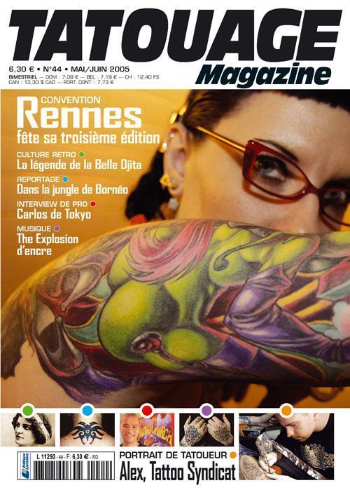 Tatouage Magazine 044