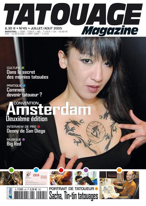 Tatouage Magazine 045