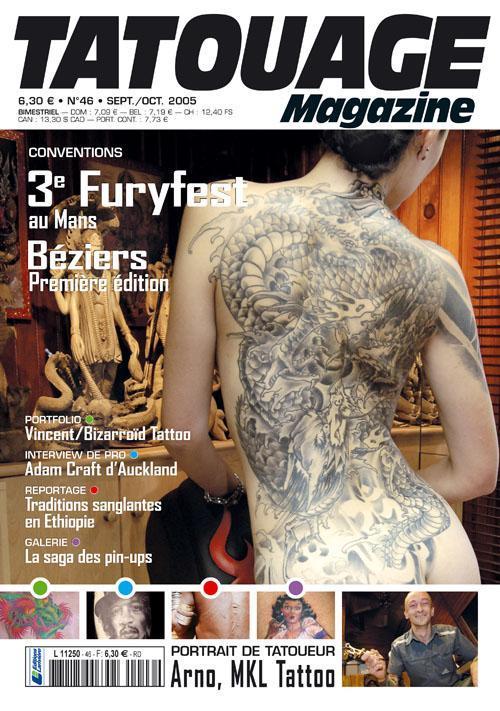 Tatouage Magazine 046