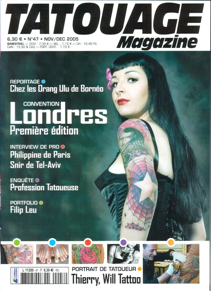 Tatouage Magazine 047