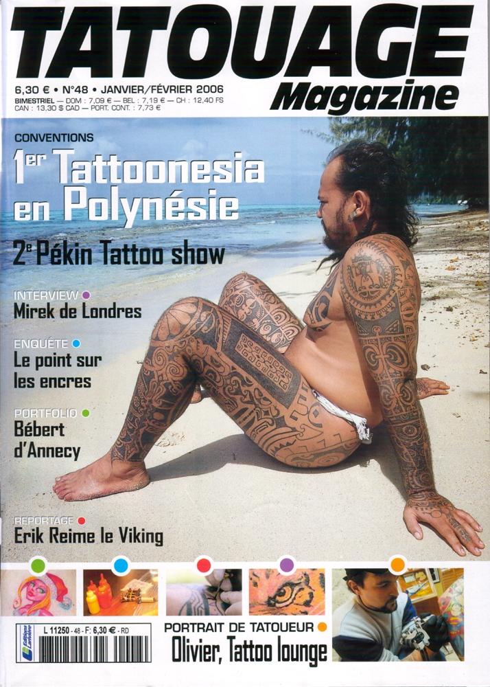 Tatouage Magazine 048