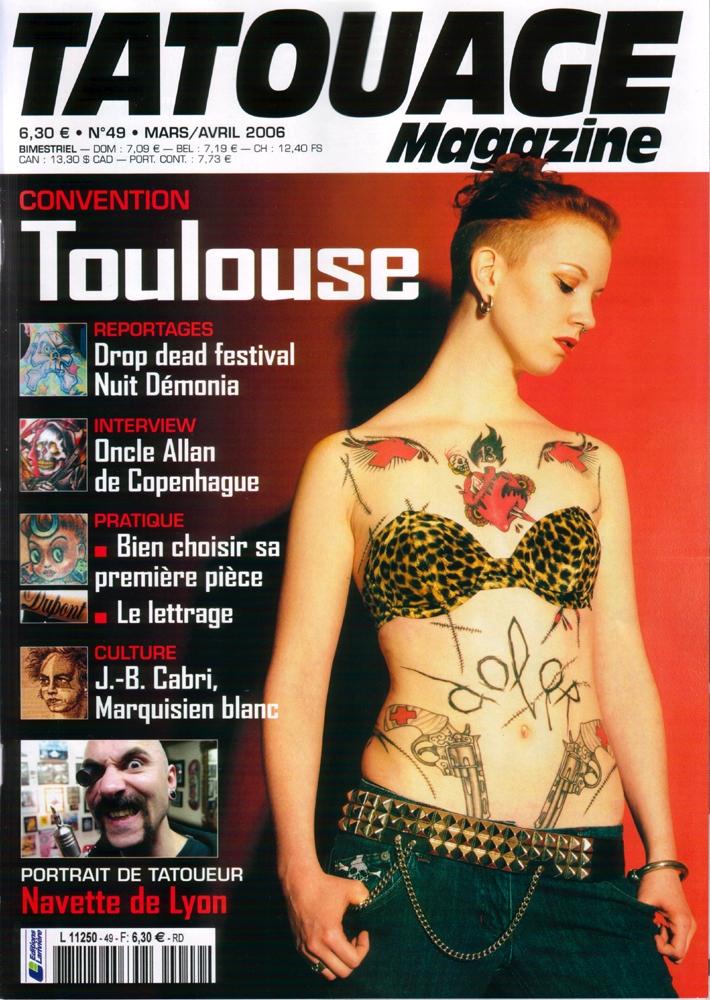 Tatouage Magazine 049