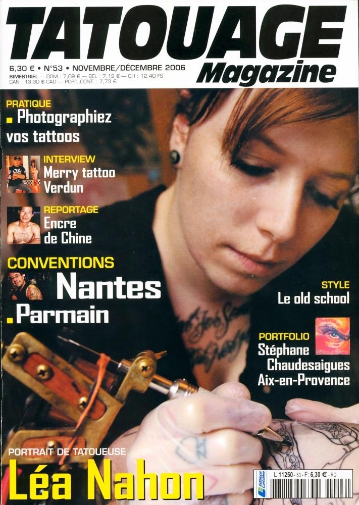 Tatouage Magazine 053