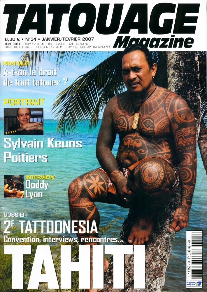 Tatouage Magazine 054