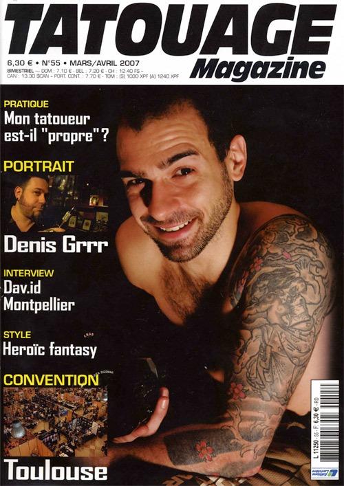 Tatouage Magazine 055