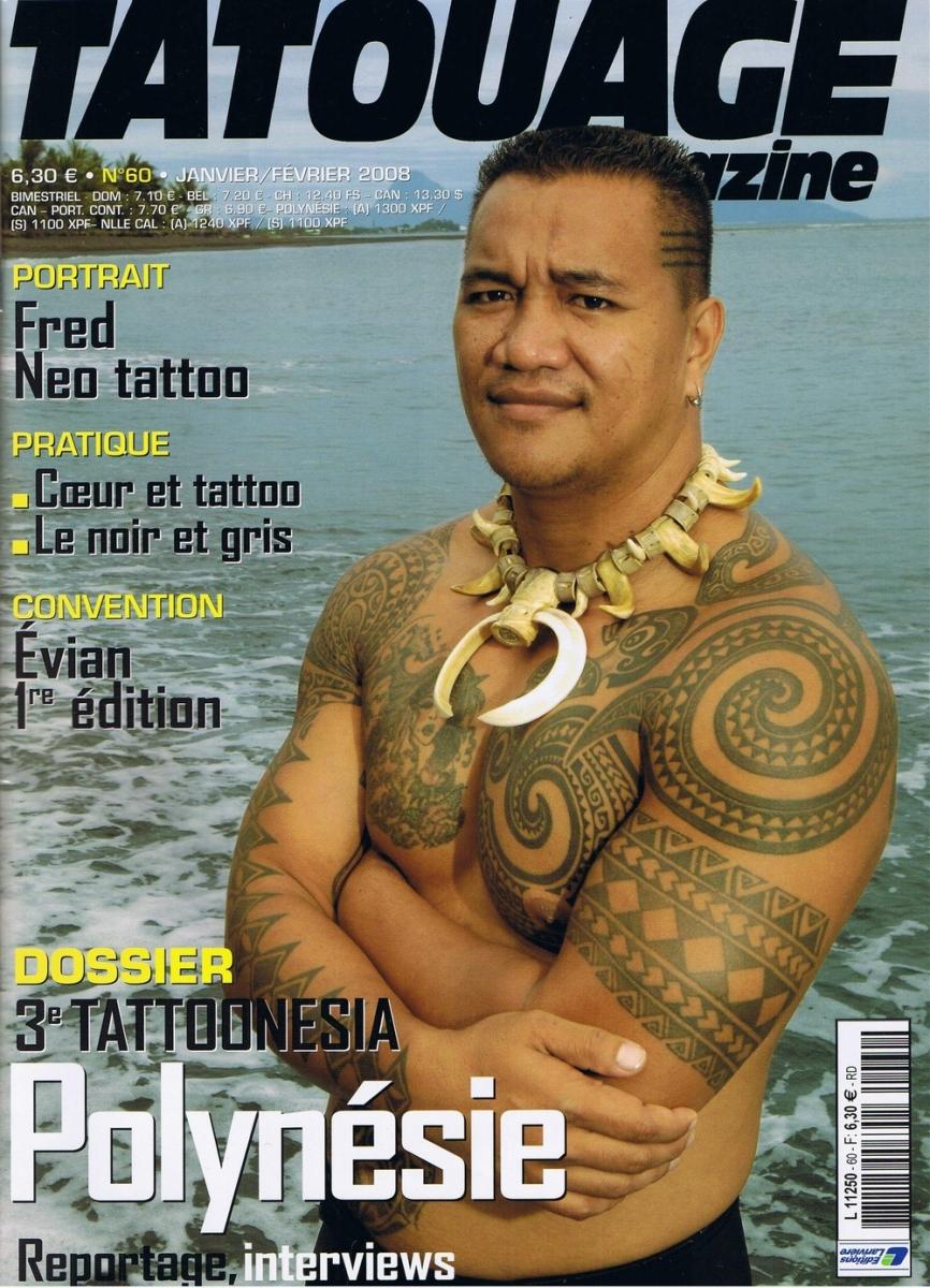Tatouage Magazine 060