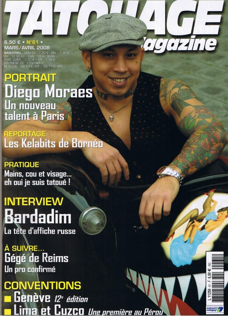 Tatouage Magazine 061
