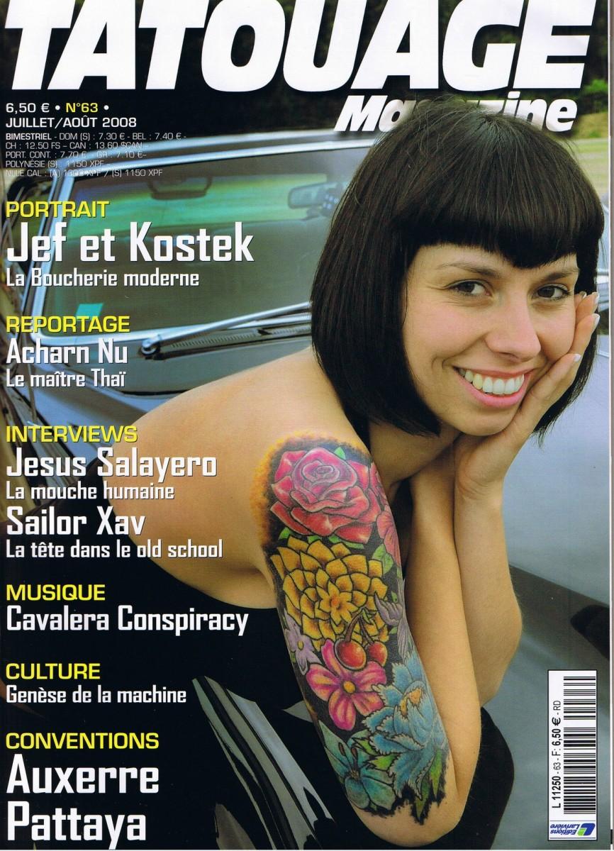 Tatouage Magazine 063