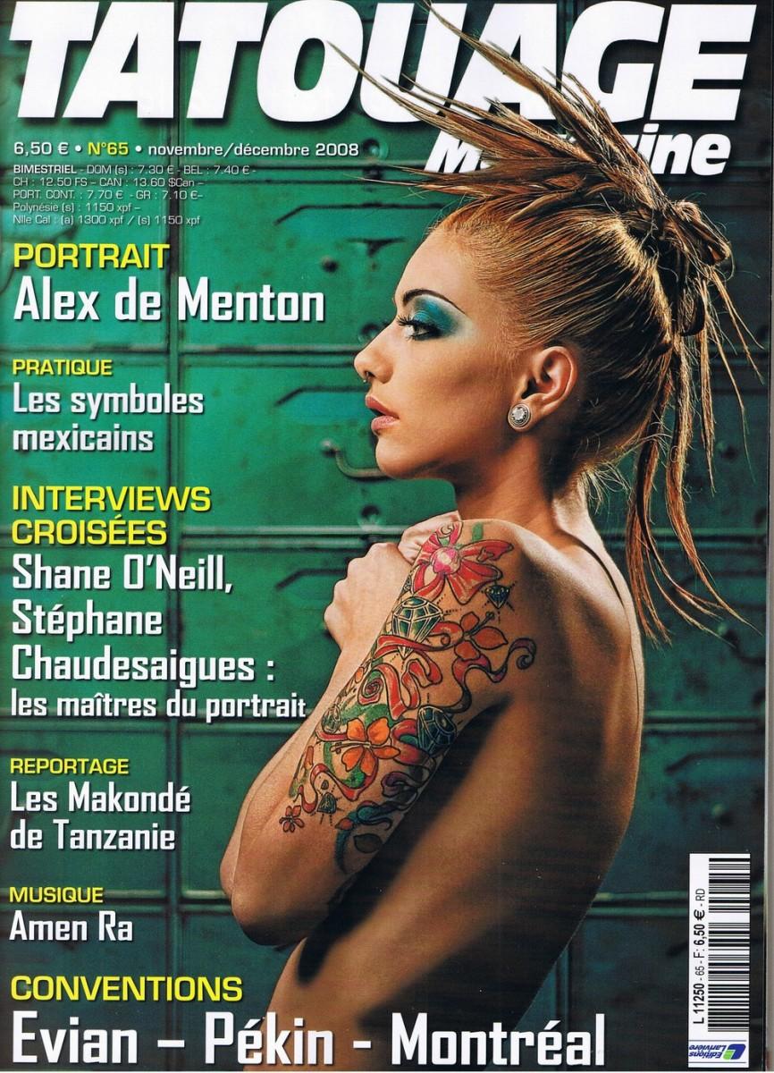 Tatouage Magazine 065