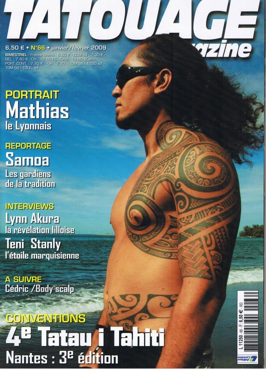 Tatouage Magazine 066