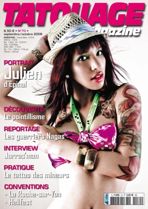 Tatouage Magazine 070