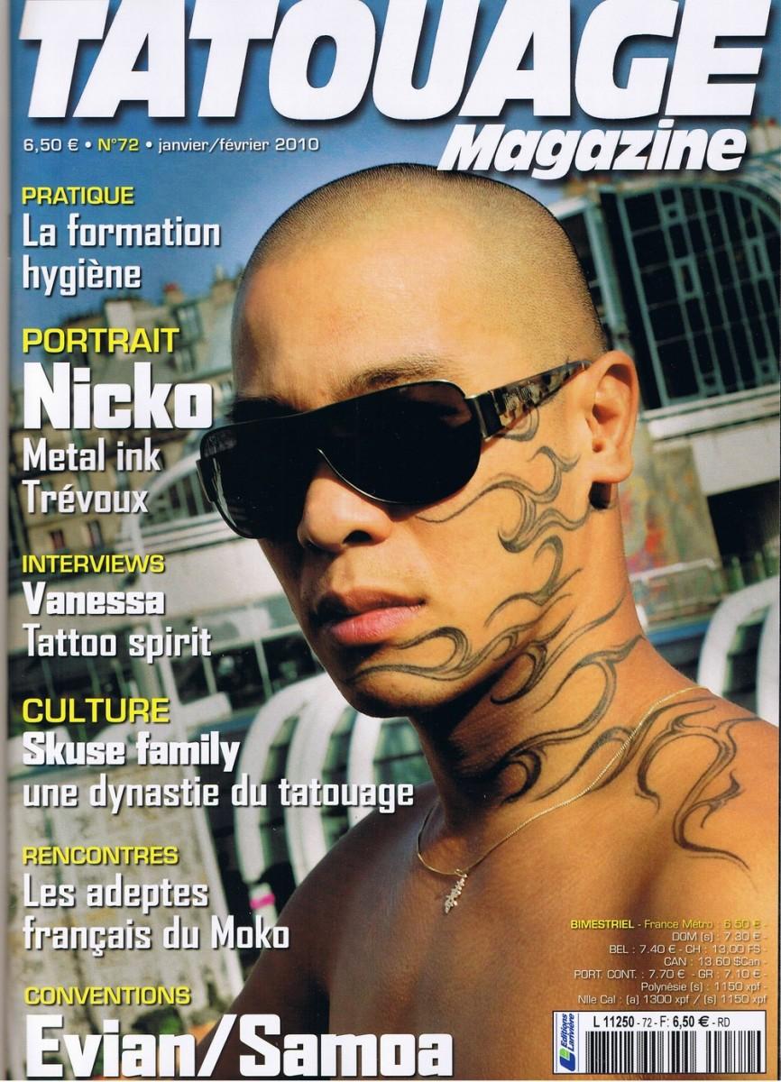 Tatouage Magazine 072