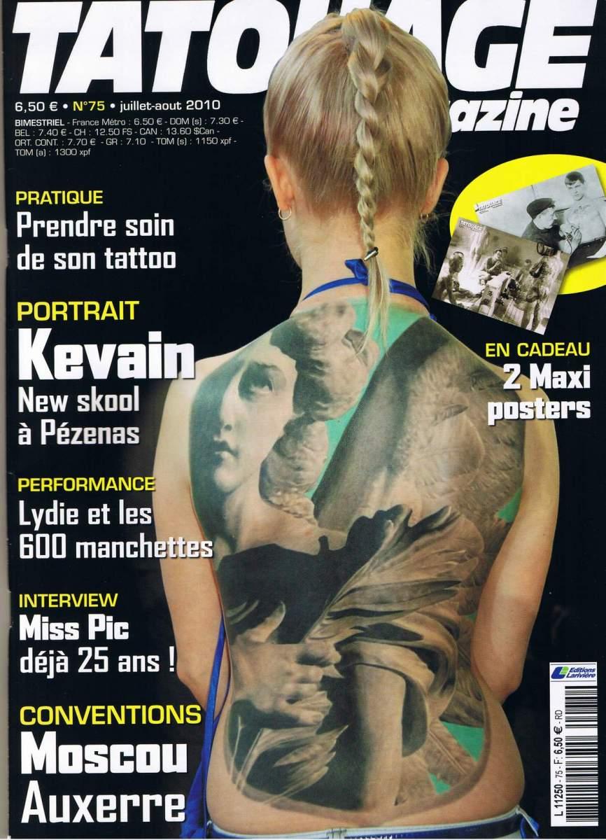 Tatouage Magazine 075