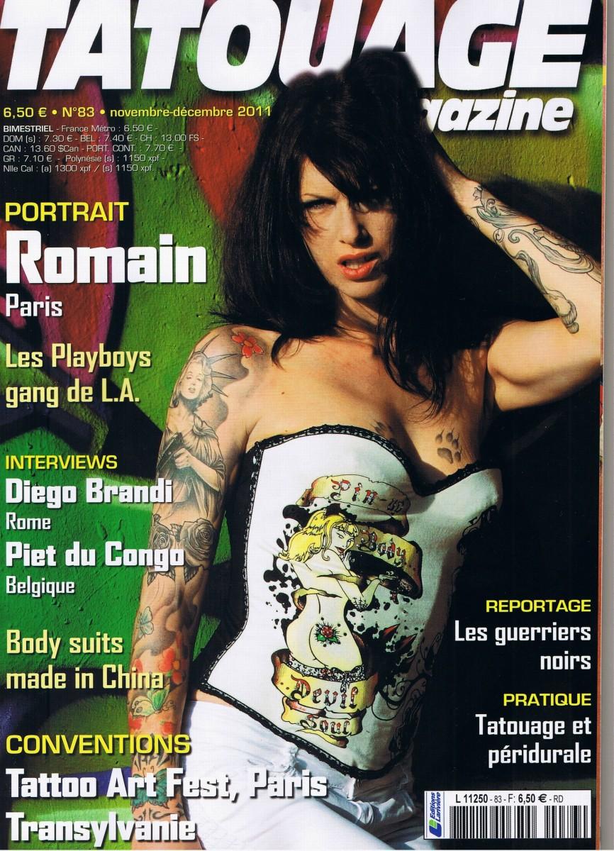 Tatouage Magazine 083