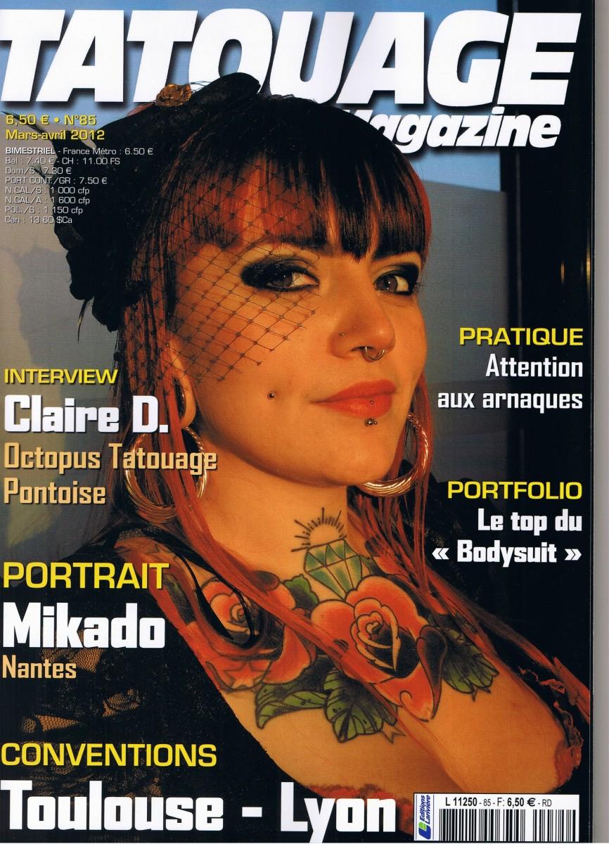 Tatouage Magazine 085