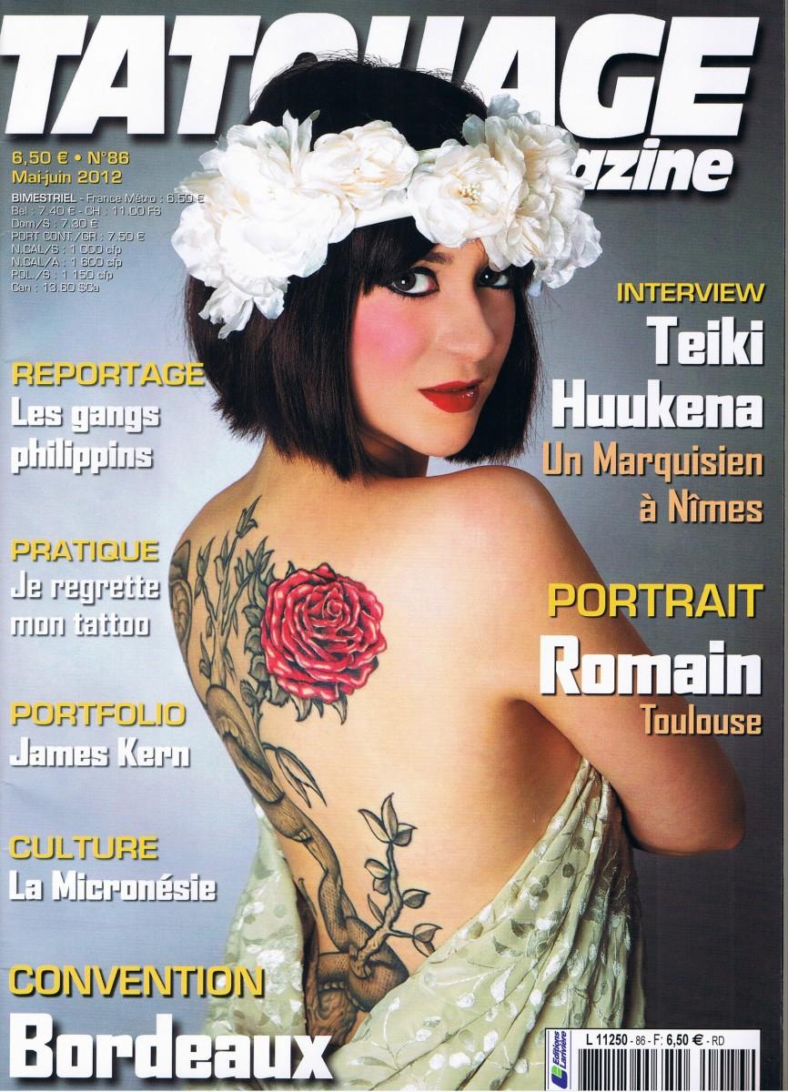 Tatouage Magazine 086