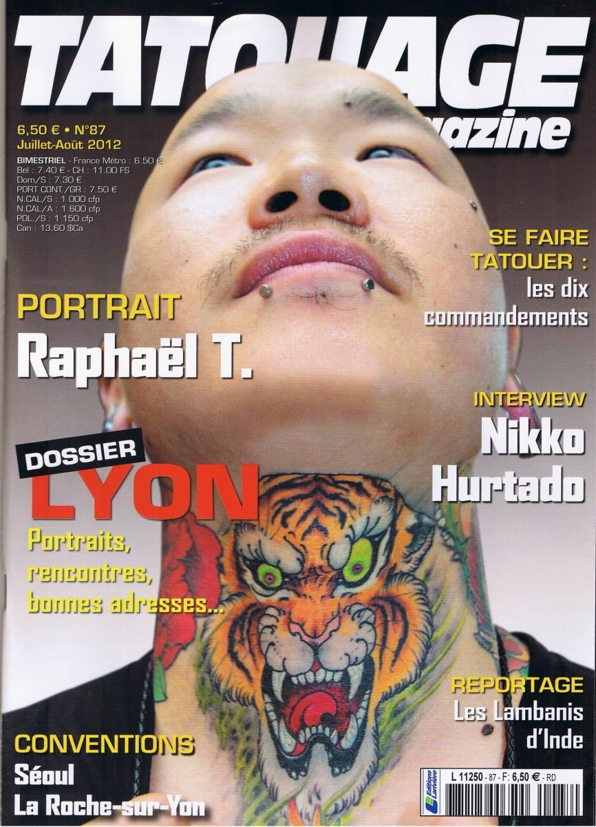 Tatouage Magazine 087
