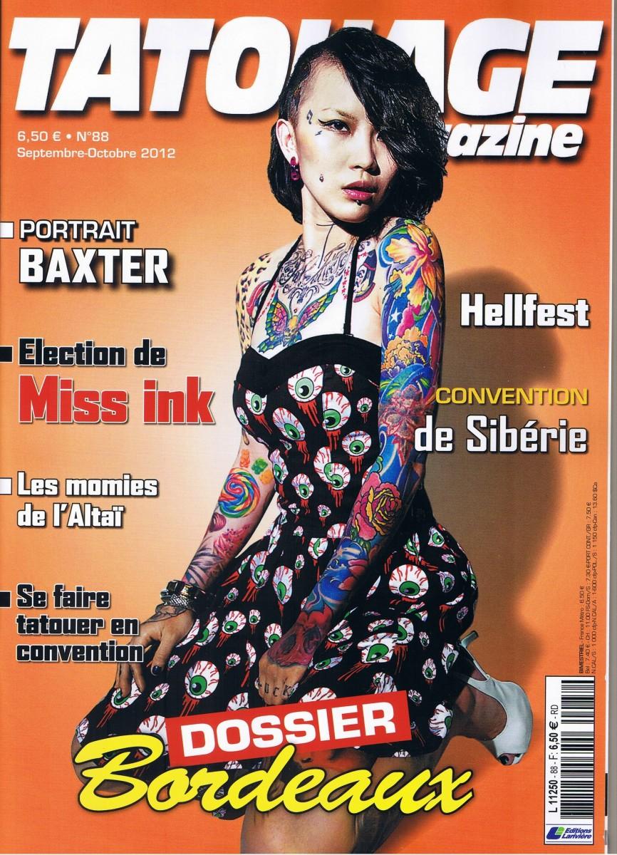 Tatouage Magazine 088