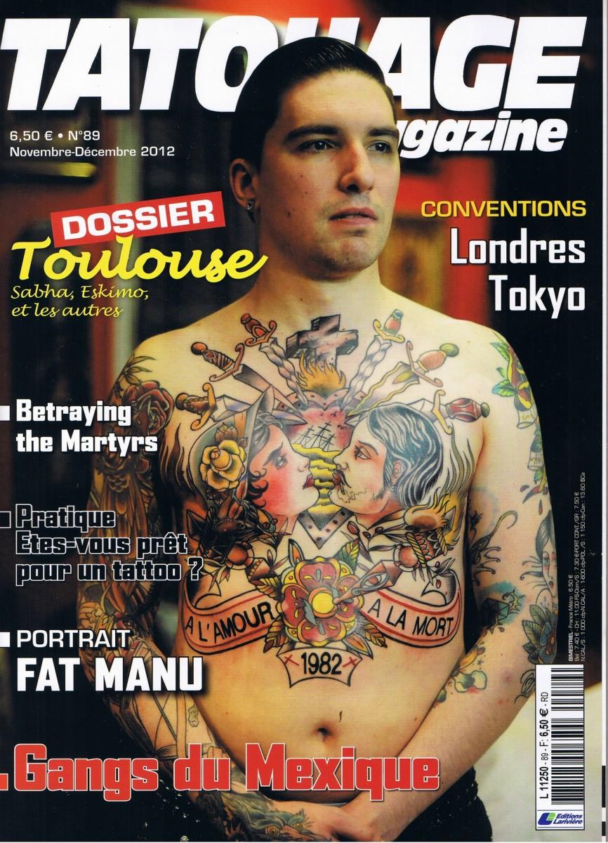 Tatouage Magazine 089