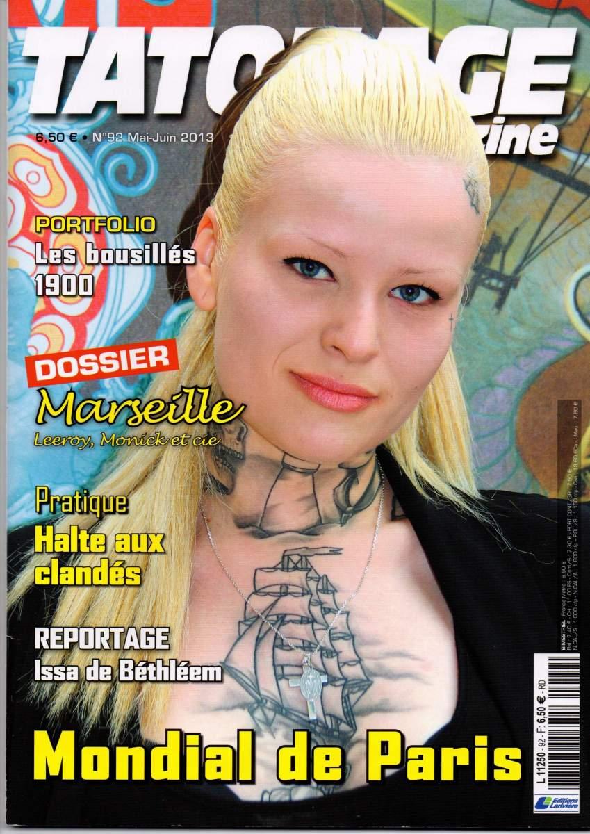 Tatouage Magazine 092