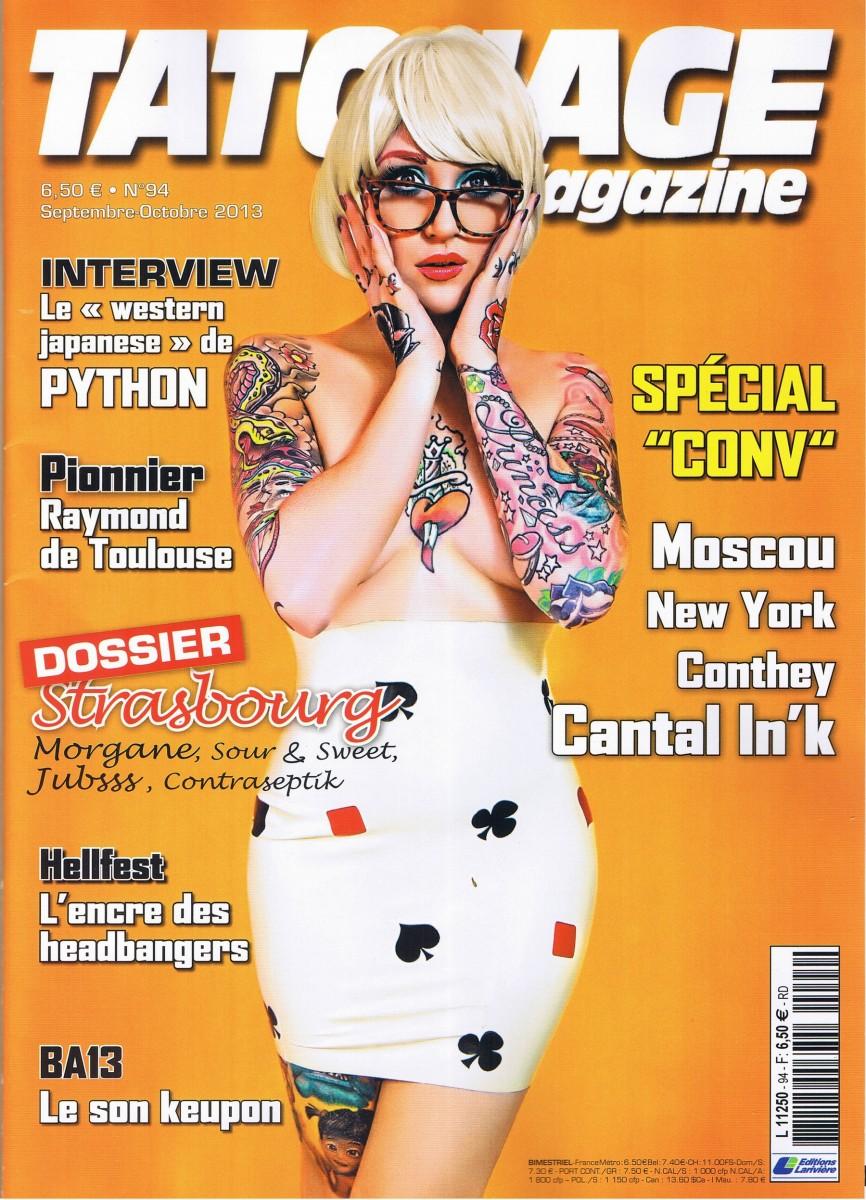 Tatouage Magazine 094