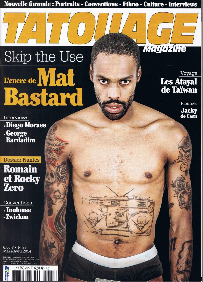 Tatouage Magazine 097