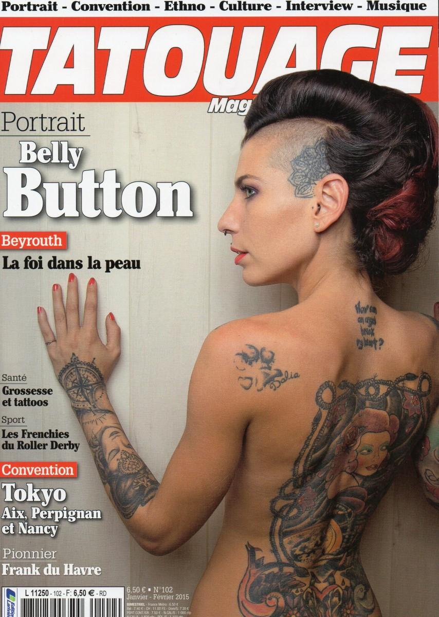 Tatouage Magazine 102