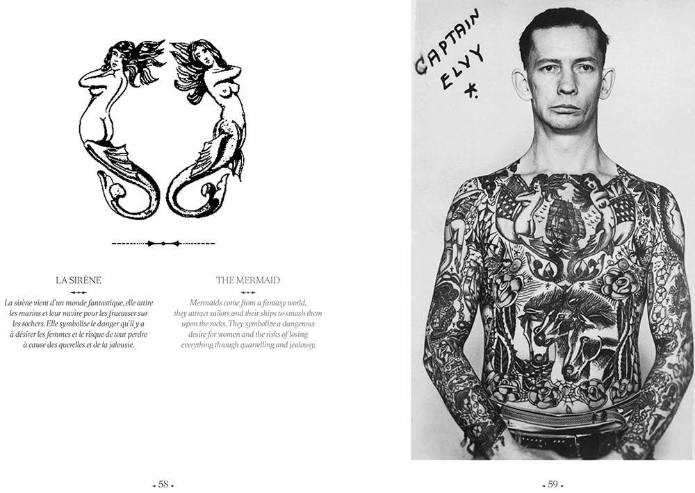 Marins tatoués de Jérôme Pierrat et Eric Guillon